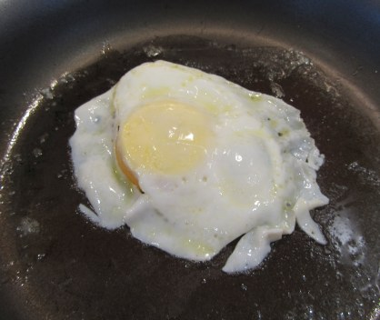 Duck Egg, Over-Easy